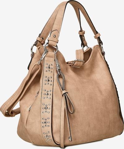 HARPA Handtasche in camel, Produktansicht
