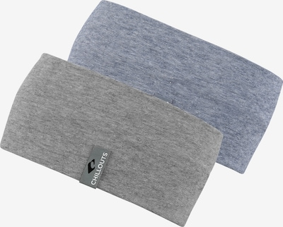 chillouts Headband in mottled blue / mottled grey, Item view