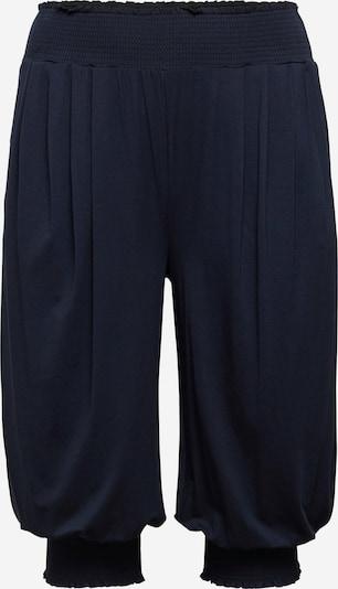 SHEEGO Pantalon en marine, Vue avec produit