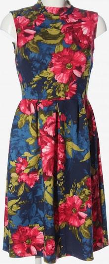 EN FOCUS STUDIO Blusenkleid in XS in blau / grün / pink, Produktansicht