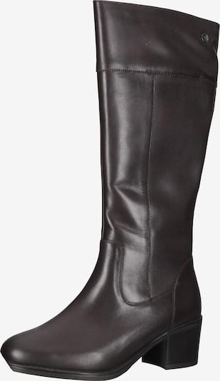 CAPRICE Boots in Dark brown, Item view