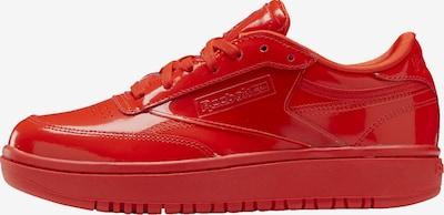 Reebok Classic Sneakers laag ' Cardi B Club C Double Shoes ' in de kleur Knalrood, Productweergave