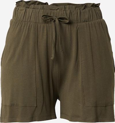 PIECES Pantalon 'NEORA' en kaki, Vue avec produit