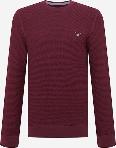 Pullover GANT di colore rosso, Visualizzazione prodotti
