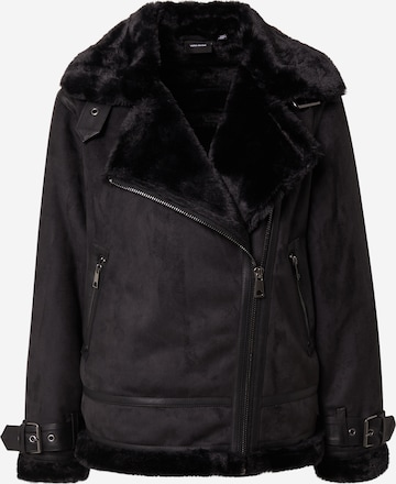 VERO MODA Between-season jacket 'ZOI' in Black