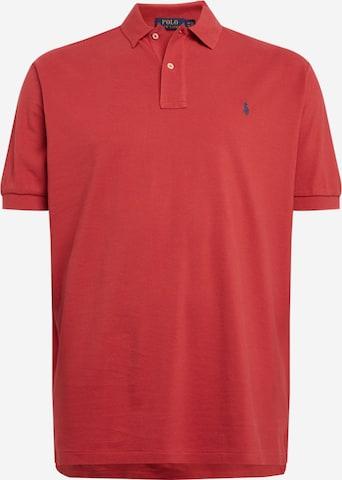 Polo Ralph Lauren Big & Tall Shirt in Rot