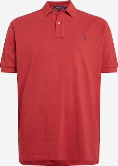 Tricou Polo Ralph Lauren Big & Tall pe roșu, Vizualizare produs