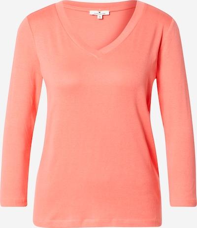 TOM TAILOR T-shirt en melon, Vue avec produit