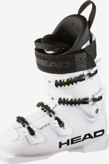 HEAD Skischuhe 'RAPTOR 120S RS' in weiß, Produktansicht
