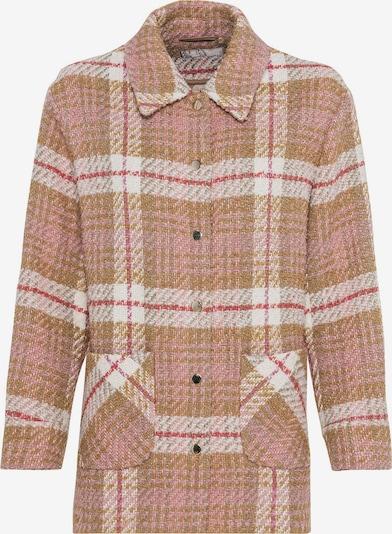 HALLHUBER Bouclé-Jacket in nude, Produktansicht