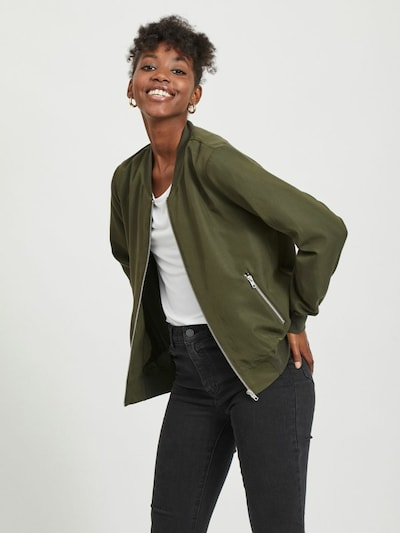 OBJECT Jacke in khaki / oliv: Frontalansicht