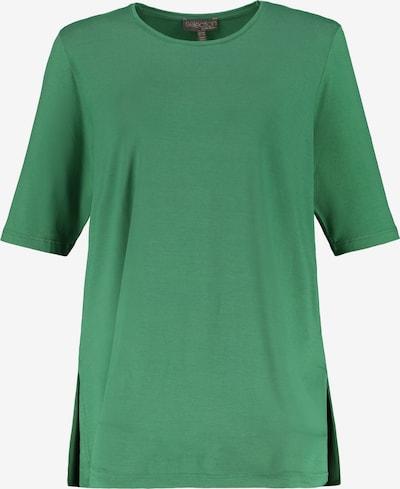 Ulla Popken Shirt in grün: Frontalansicht