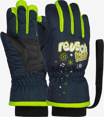 REUSCH Fingerhandschuh 'Kids' in Blau