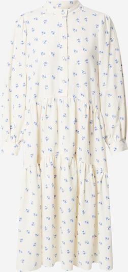 Rochie tip bluză 'Fie' NORR pe crem / azuriu / albastru deschis / verde, Vizualizare produs
