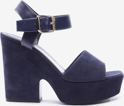 Céline Sandaletten in 36,5 in blau, Produktansicht