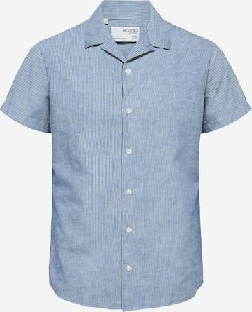 SELECTED HOMME Hemd in Blau