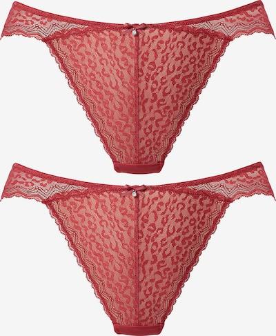 LASCANA String in rot, Produktansicht