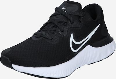 NIKE Laufschuh 'Renew Run 2' in schwarz / weiß, Produktansicht