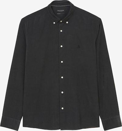 Marc O'Polo Hemd in schwarz, Produktansicht
