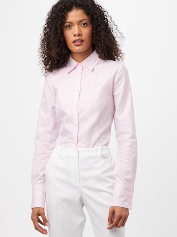 HUGO Bluse in Pink