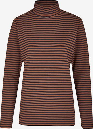 DANIEL HECHTER Shirt in braun / schwarz, Produktansicht