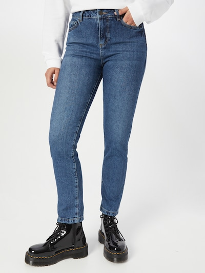 WHITE STUFF Jeans in Blue denim, View model
