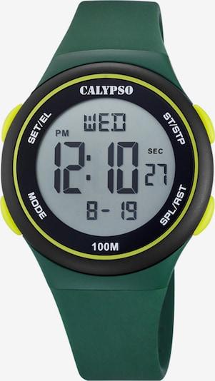 CALYPSO WATCHES Uhr in dunkelgrün, Produktansicht