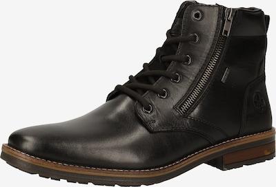 RIEKER Snørestøvler i sort, Produktvisning