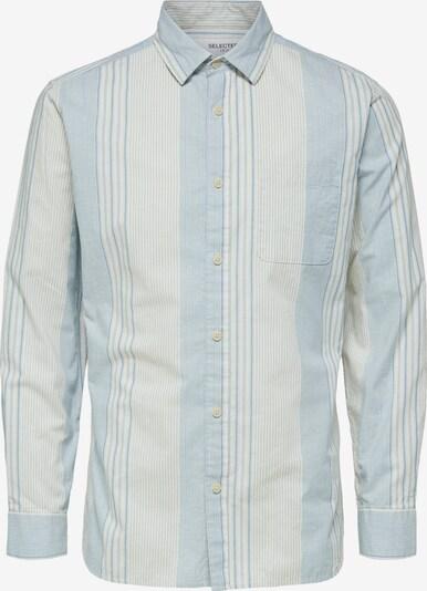 SELECTED HOMME Hemd 'Arthur' in hellblau / weiß, Produktansicht