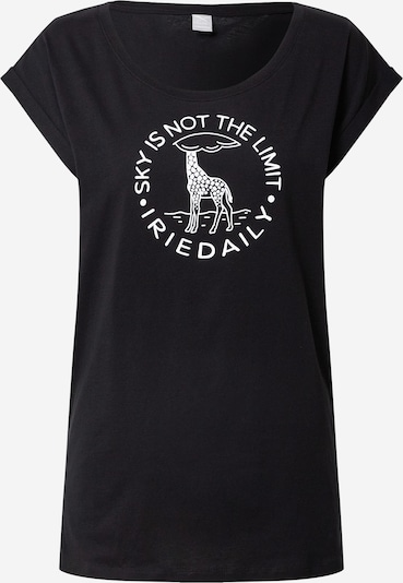 Iriedaily Shirt in Black / White, Item view