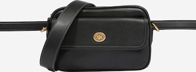 COACH Torba na ramię 'leather convertible waist pack' w kolorze czarnym, Podgląd produktu