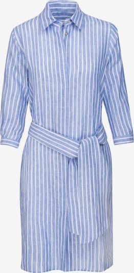 SEIDENSTICKER Kleid ' Schwarze Rose ' in hellblau / weiß, Produktansicht