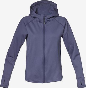 Isbjörn of Sweden Fleece Jacket in Purple
