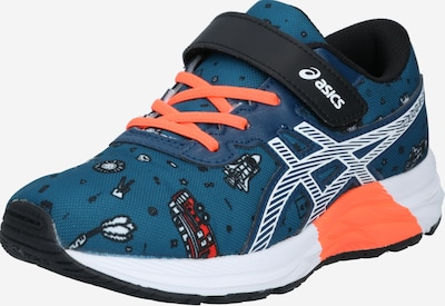ASICS Sports shoe in blue / mixed colours, Item view