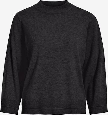 VILA Pullover 'Comfy' in Grau