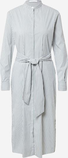 BOSS Casual Robe-chemise 'Defelize' en vert / blanc, Vue avec produit