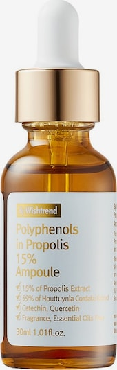 By Wishtrend Serum 'Polyphenols in Propolis 15% Ampoule' in transparent, Produktansicht