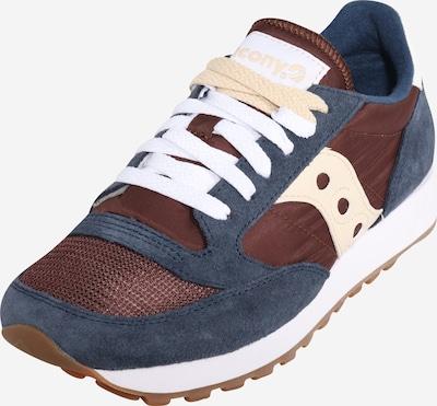 saucony Chaussure de sport 'JAZZ' en marine / marron, Vue avec produit