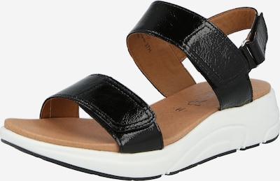 CAPRICE Sandaler i sort, Produktvisning