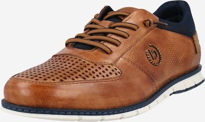 bugatti Športni čevlji z vezalkami 'Silvan' | konjak barva, Prikaz izdelka