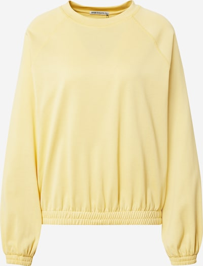 DRYKORN Sweatshirt 'MELIKA' in Pastel yellow, Item view