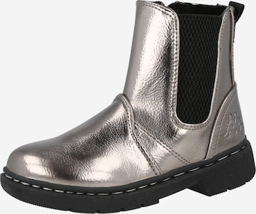 KAPPA Stiefel in Silber