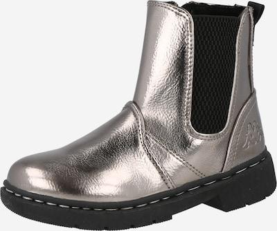 KAPPA Stiefel in schwarz / silber, Produktansicht