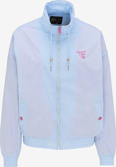 MYMO Between-Season Jacket in Light blue, Item view