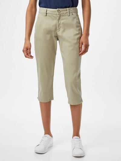 Pantaloni eleganți 'Lovely' Herrlicher pe verde, Vizualizare model