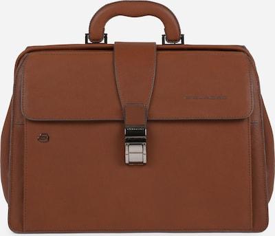 Piquadro Aktenkoffer in de kleur Bruin, Productweergave