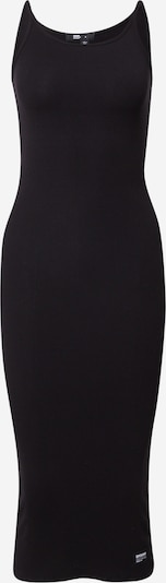 Rochie tricotat 'Loreen' Dr. Denim pe negru, Vizualizare produs