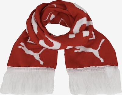 PUMA Schal in rot, Produktansicht