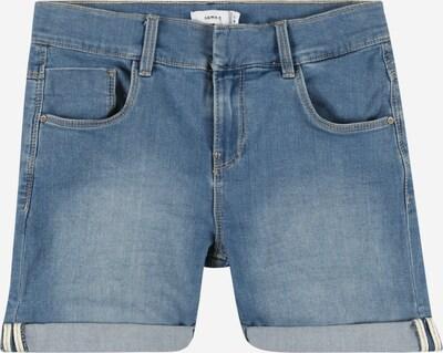 NAME IT Shorts  'SALLI' in blue denim, Produktansicht