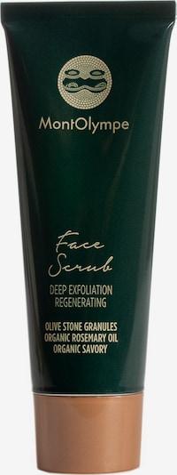 MontOlympe Gesichtspeeling in grün, Produktansicht